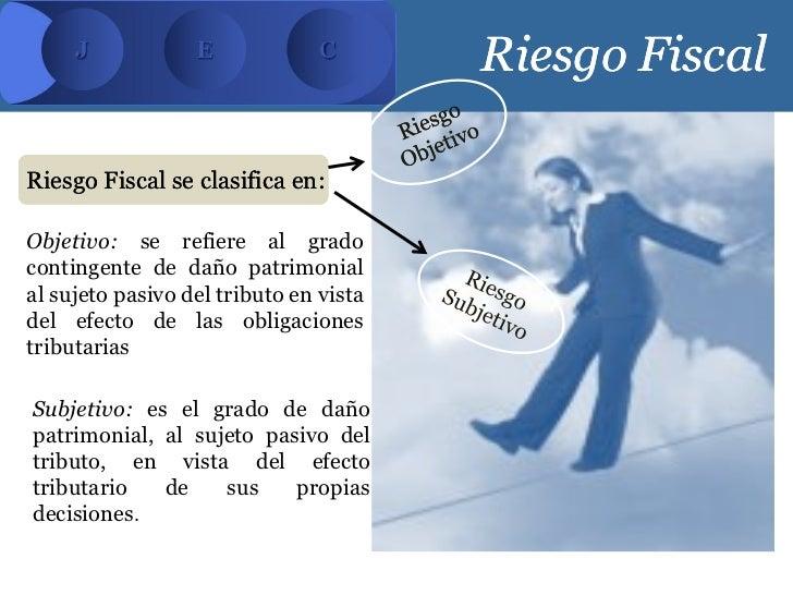 AuditoríaTributariaExamen      sobre     los   Hecho imponibleelementos      de      la   Sujeto activo, acreedor del trib...