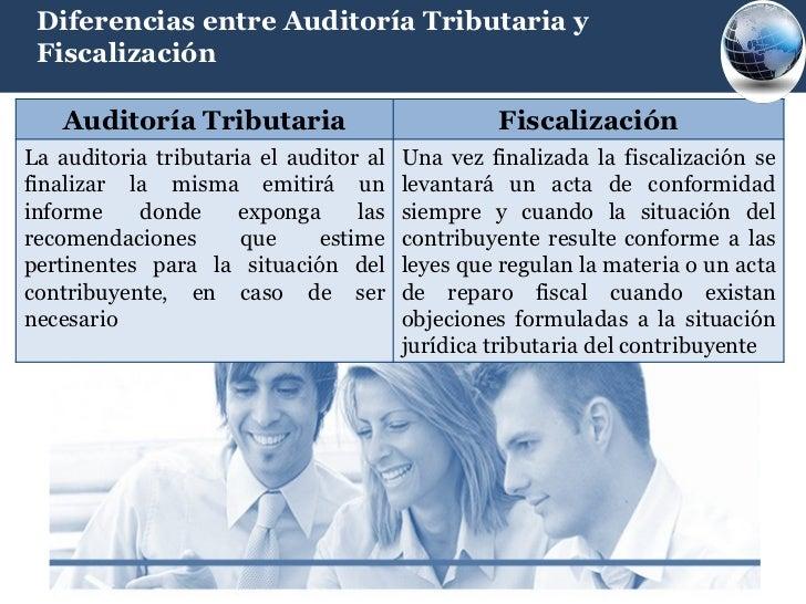 AUDITORIA TRIBUTARIA             Diseño del Programa de Auditora