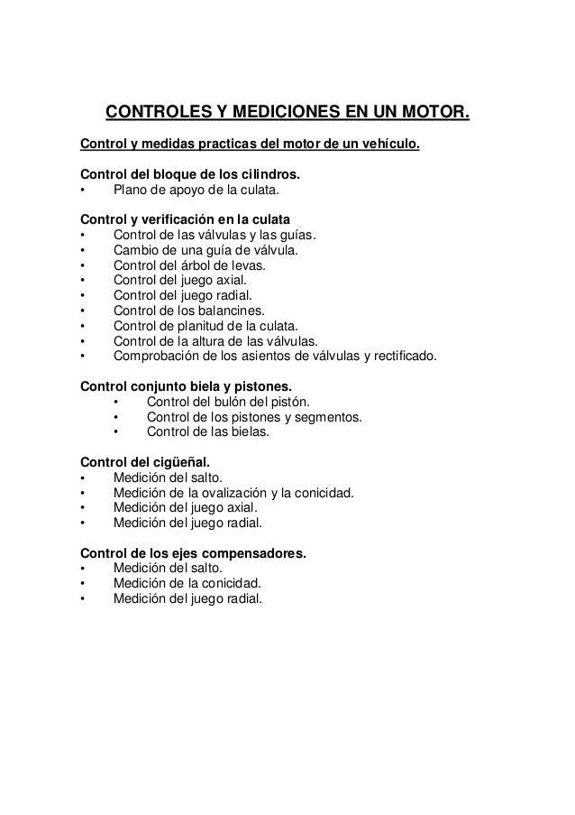 Control Y Medidas Practicas Del Motor Ii