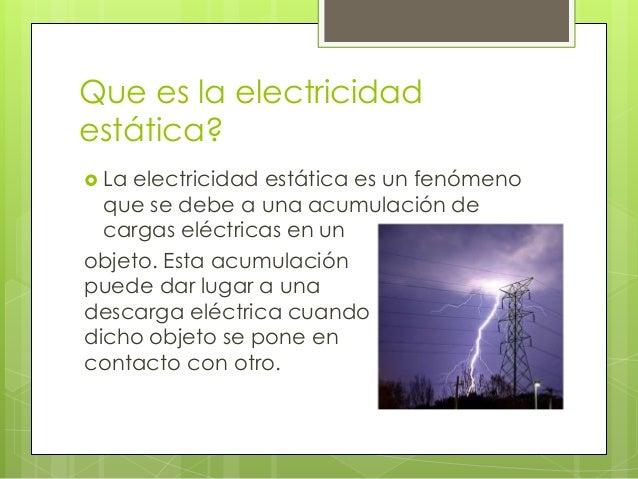 Control y riesgos de la electricidad est tica en una for Como evitar la electricidad estatica