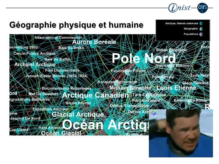 Géographie physique et humaine