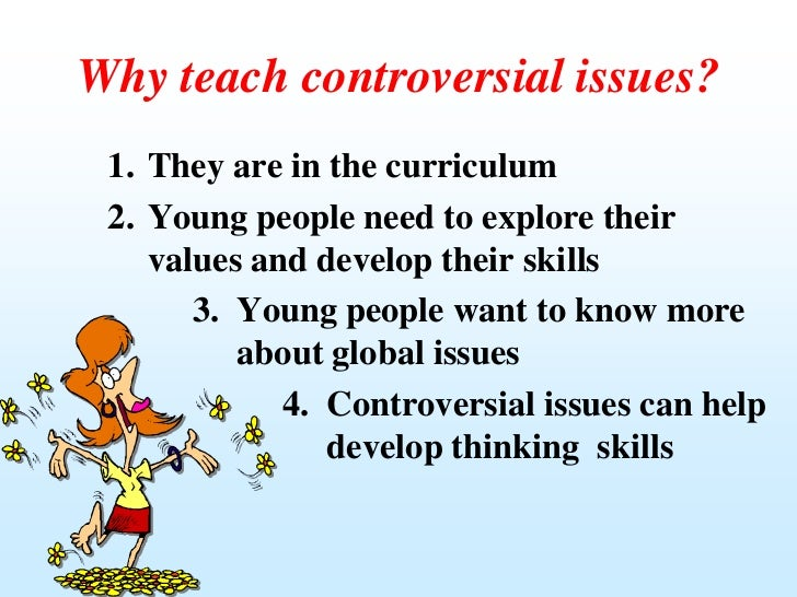 controversial global issues