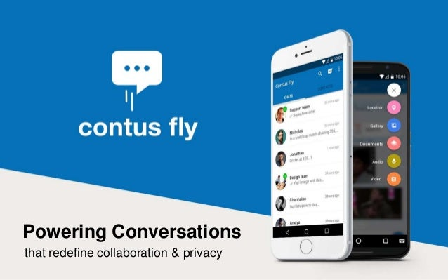 Powering Conversations that redefine collaboration & privacy
