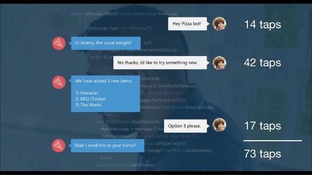 Conversational Experiences for Humans Slide 38