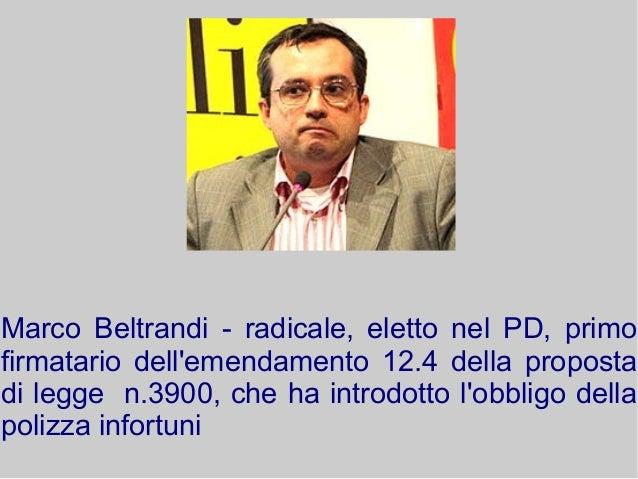 Convegno padova 8.11.13 polizza professionale e polizza infortuni 8.11 Slide 3