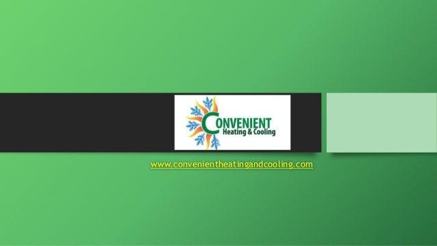 www.convenientheatingandcooling.com