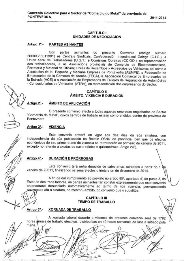 Convenio comercio metal 2011 2014 (firmado)