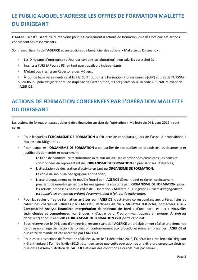 Convention agefice-of-mallette du dirigeant-2015 validée Slide 3