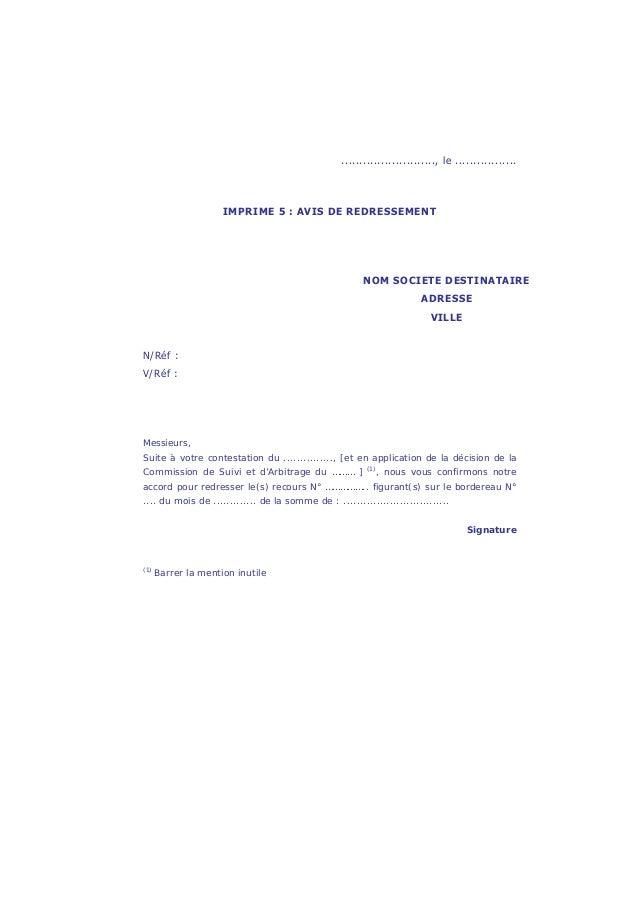 Convention D Indemnisation
