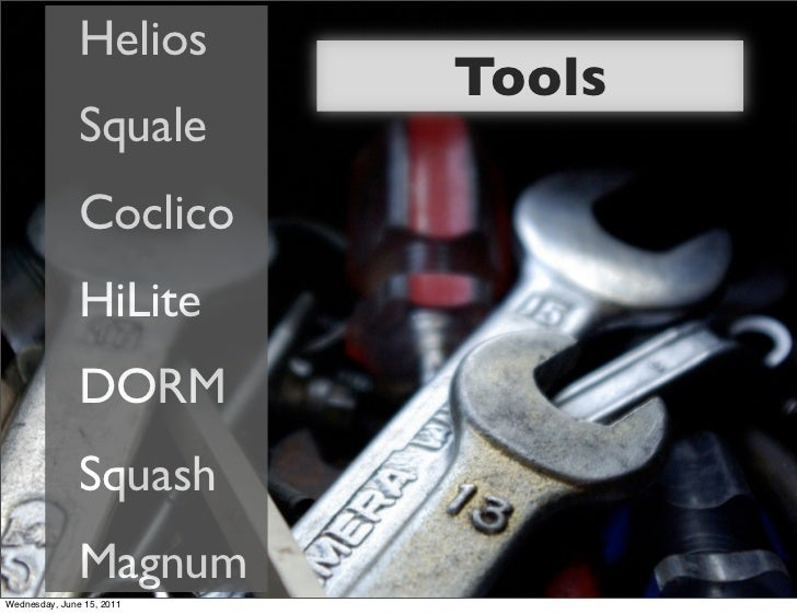 Helios                           Tools               Squale               Coclico               HiLite               DORM ...