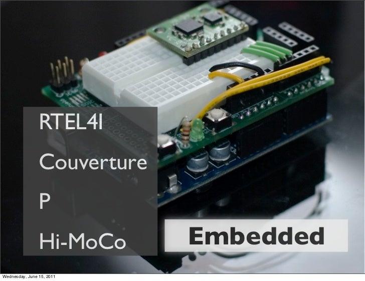 RTEL4I                Couverture                P                Hi-MoCo      EmbeddedWednesday, June 15, 2011