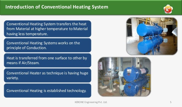 Conventional Heating Systems