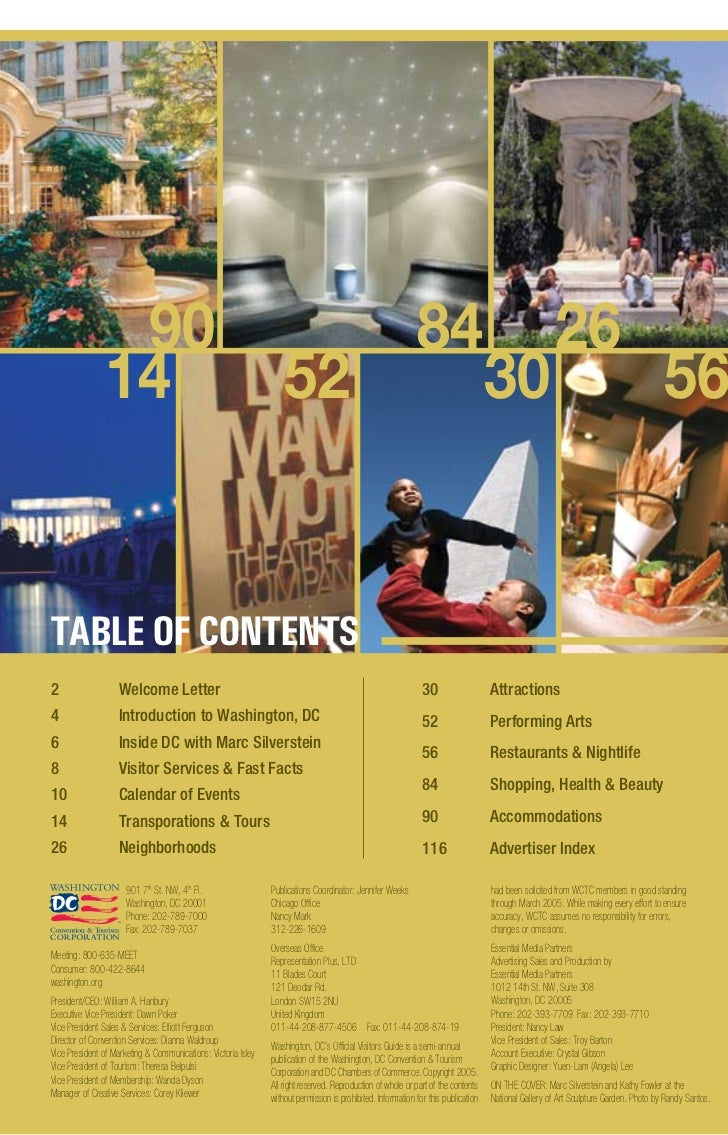 Convention and tourist guide pdf