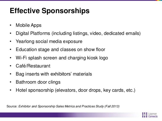 Data for Exhibitor ROI  86%  74%  53%  38%  33%  31%  23%  Attendee demographics  Attendee purchase plans/ buying influenc...