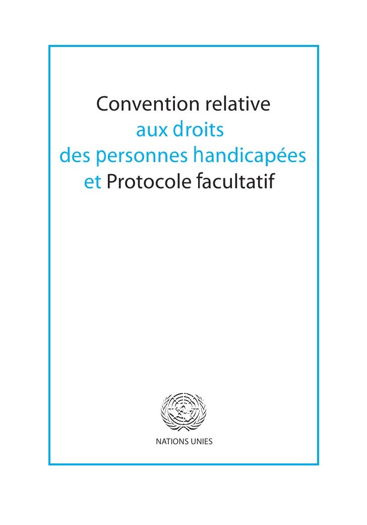Convention internationale des_psh