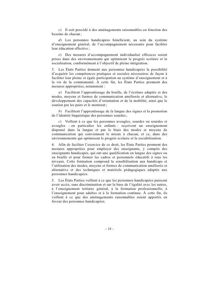 Convention internationale des_psh