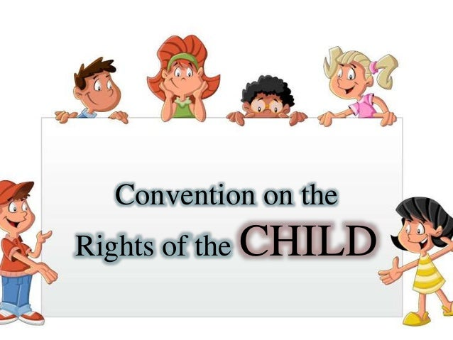 convention on the rights of the child pdf