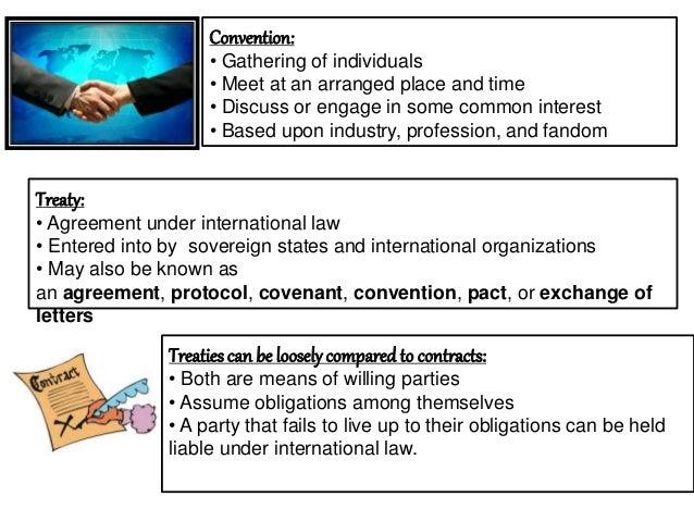 Conventions Agreements Tanvi