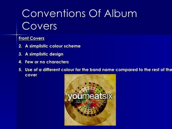 <ul><li>Front Covers </li></ul><ul><li>A simplistic colour scheme </li></ul><ul><li>A simplistic design </li></ul><ul><li>...
