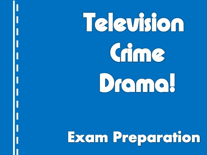 Dramas which focus on the                                 lives of police themselves..                                 Exa...