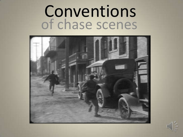 Conventionsof chase scenes