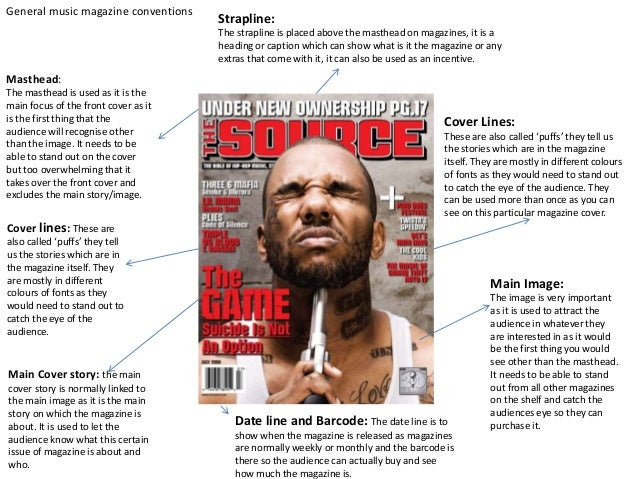 Research Conventions Of Music Magazine