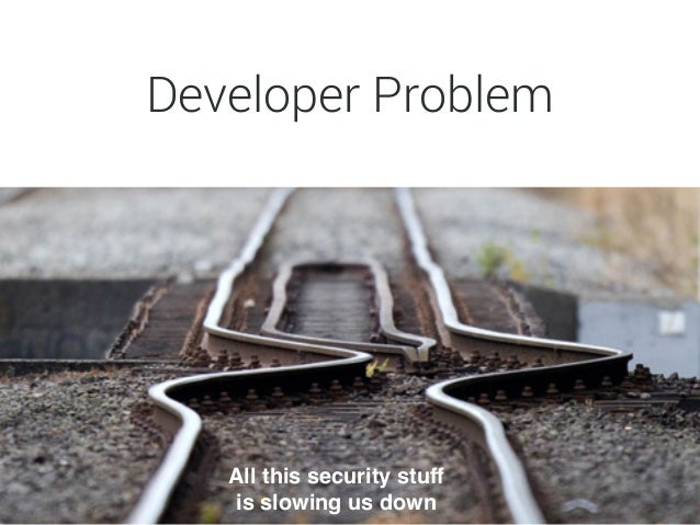 """Security Problem Why won't they take """" me seriously?"""