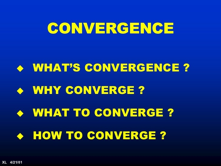 convergence of ip based network essay This essay will discuss the importance of media convergence in the new media age  both from the internet and personal ip-based nets  to prove the importance.