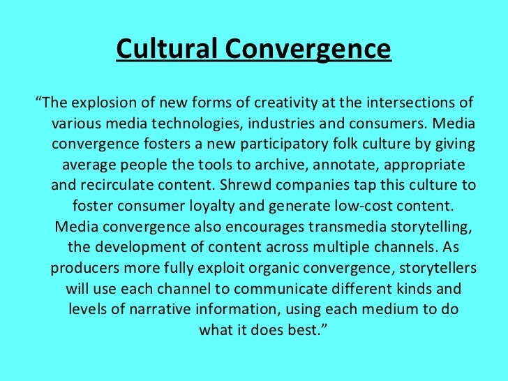 an informative paper on convergence of internet with other technologies The 9th international conference on information and communication technology convergence (ictc papers in all areas of internet other journals including.
