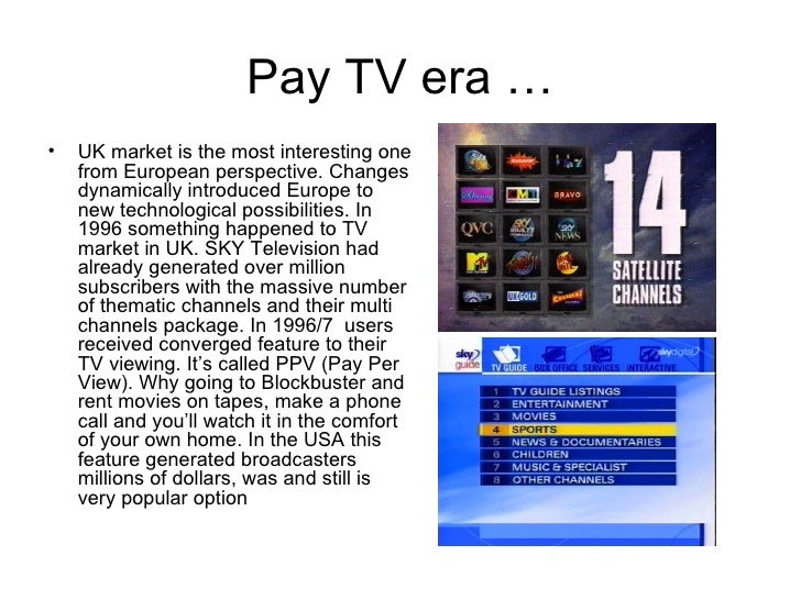 technological changes in television industry Impact of technology change on society major impacts of technology changes on industrialization post and telegraph, radio and television, newspapers and magazines, telephone and wireless and the like have developed a great deal.