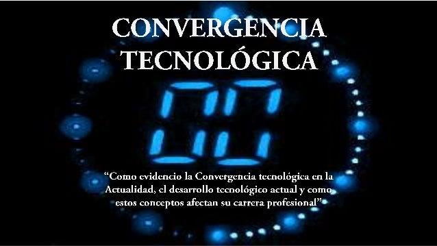 Convergencia Slide 1