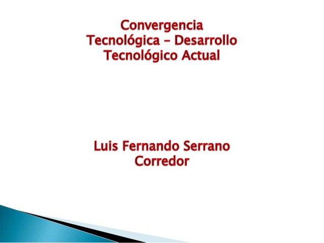 Decreto 2870                  de 2007   Redes                             RedesTradicionales    Convergencia     innovador...