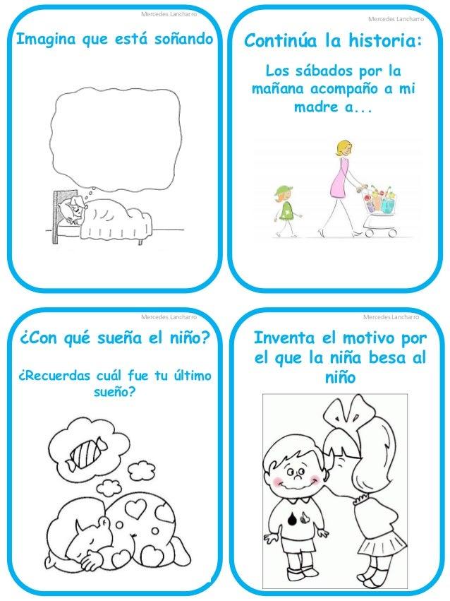 Mercedes Lancharro  Continúa la historia: Mientras mamá acuna a mi hermanita pequeña, Juan y yo....  Mercedes Lancharro  I...