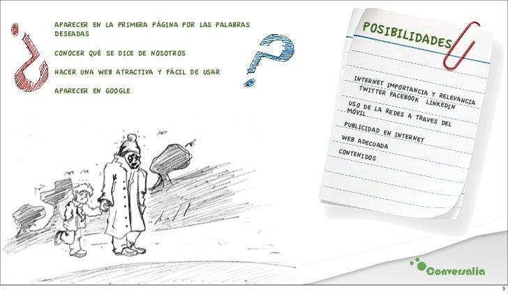 Presentación de Conversalia en Negocio Abierto Comercial por CitMarbella Slide 3