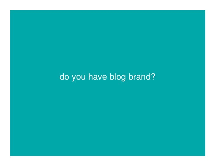 how to design a better blog experience.
