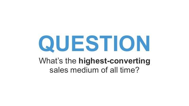 Conversational Marketing - INBOUND18 - Ryan Deiss Slide 3