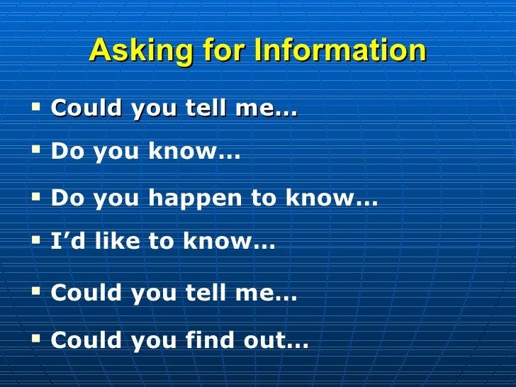 Conversational English Slide 2
