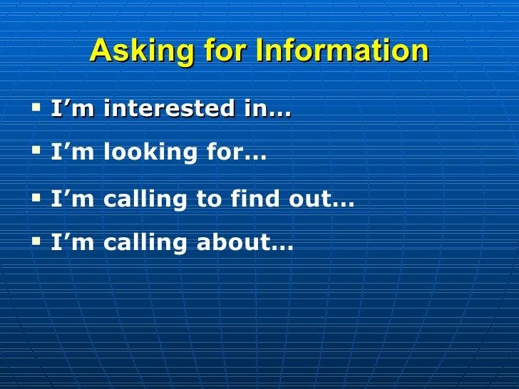 Conversational English Slide 3