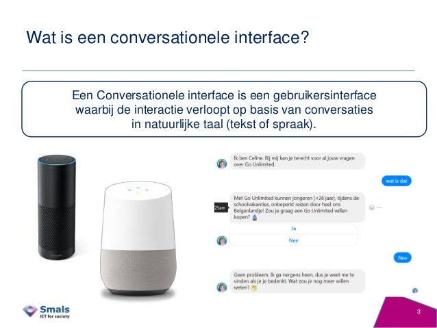 Conversational interfaces & chatbots - 2018-09 Slide 3