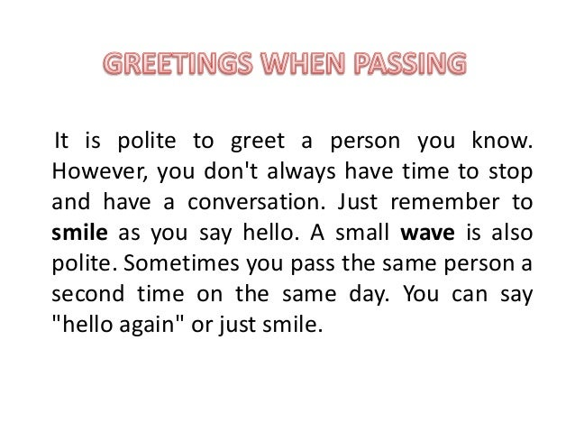 Greetings useful phrases m4hsunfo