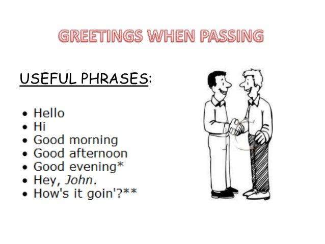 Greetings useful phrases 4 slang greetings m4hsunfo