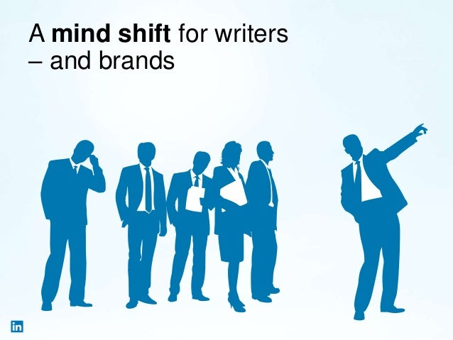 Your ideas live larger on LinkedIn