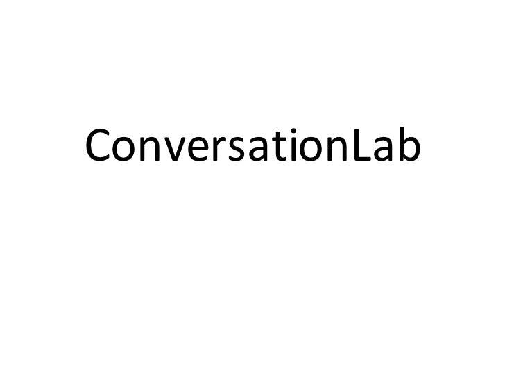 ConversationLab