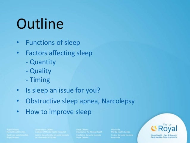 understanding the importance of sleep Children need good, sound sleep to ensure proper body and mind development learn about the importance of sleep in children.