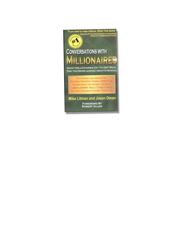 conversations with millionaires free pdf