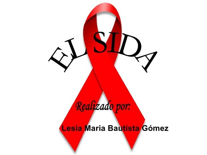 Lesia Maria Bautista Gómez