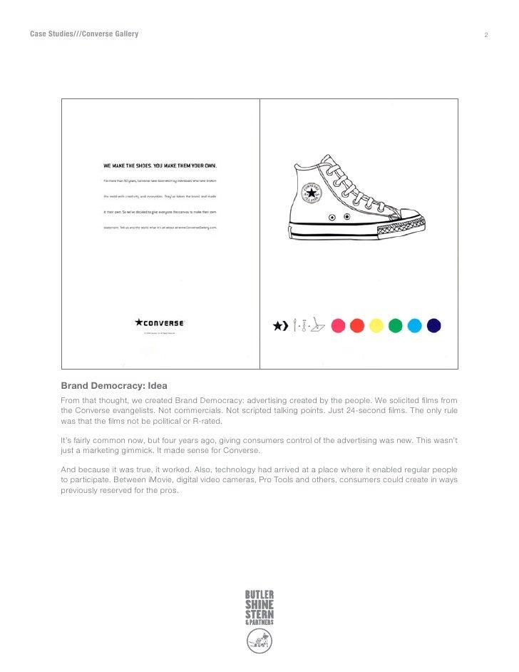 Case study: Converse – Marketing Week