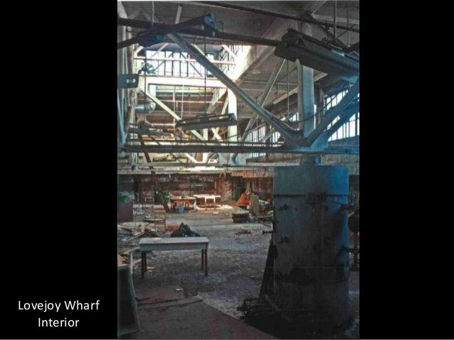 Lovejoy Wharf   Interior