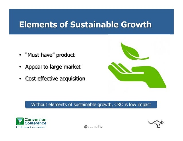 Grow with CRO - 7 Ways CRO is a Growth Driver for Your Business Slide 3