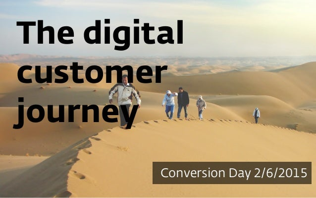 Conversion Day 2/6/2015 The digital